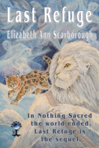 Last Refuge, Tibetan Books #2 by Elizabeth Ann Scarborough