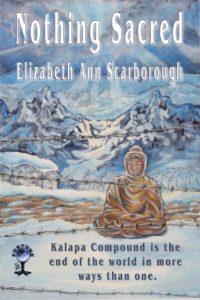 Nothing Sacred, Tibetan Books #1, by Elizabeth Ann Scarborough