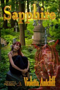 Sapphire by Violetta Antcliff