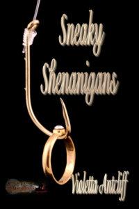 Sneaky Shenanigans by Violetta Antcliff