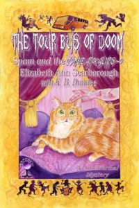 The Tour Bus of Doom by Elizabeth Ann Scarborough